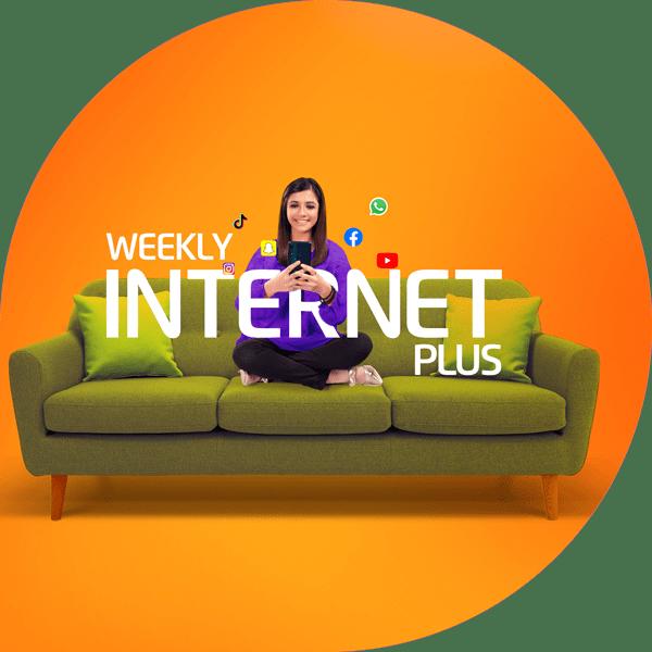 Weekly Internet Plus