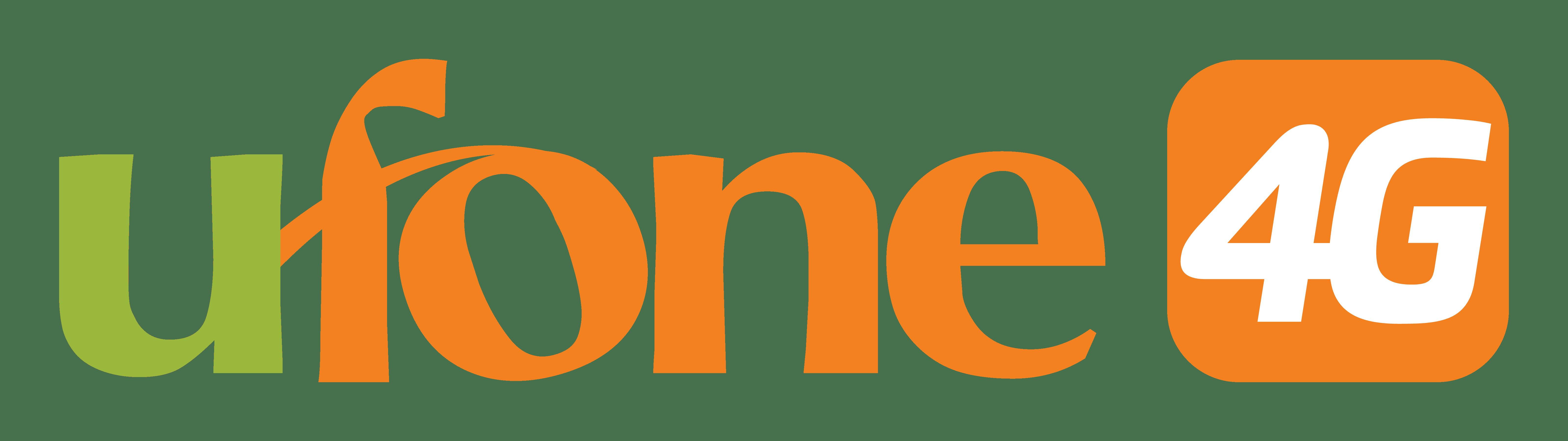 Ufone 4G logo - Ufone awarded 4G spectrum license